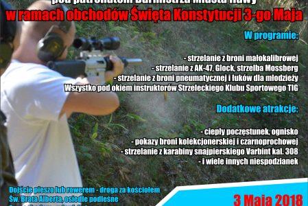 IV Majowy Piknik Strzelecki